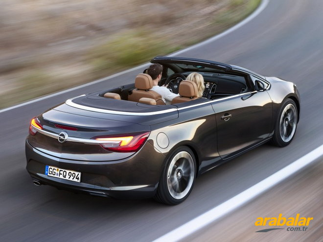 2017 Opel Cascada 1.6 Cosmo AT
