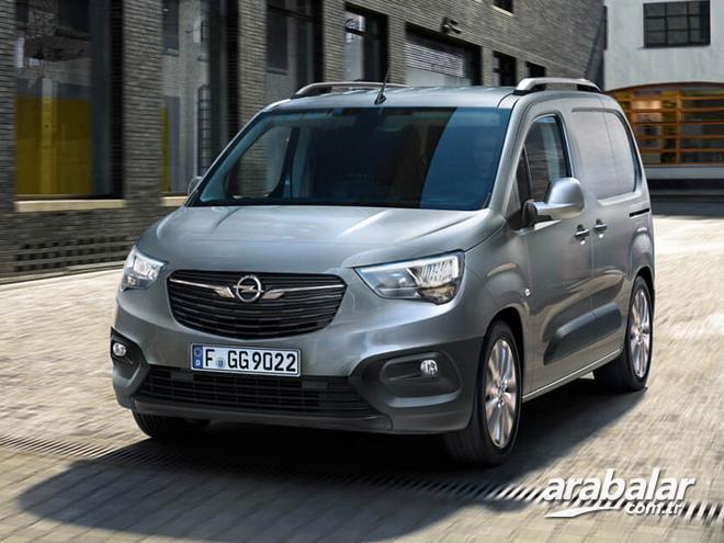 2021 Opel Combo Cargo 1.5d Elegance XL Teknik Özellikleri ...