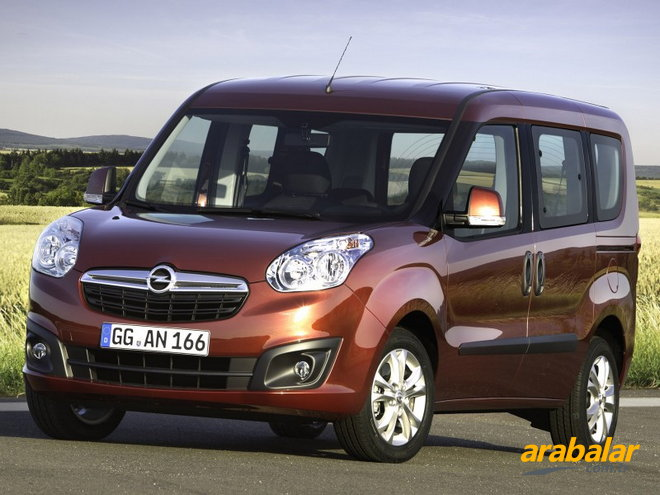 2012 Opel Combo 1.6 CDTi City Plus MTA