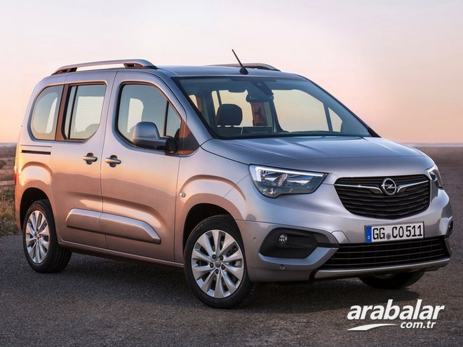 2021 Opel Combo 1.5 D Ultimate AT
