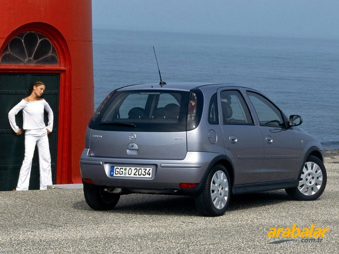 2004 opel corsa 1 3 cdti cosmo easytronic. Black Bedroom Furniture Sets. Home Design Ideas