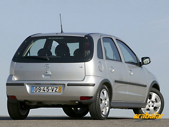 2006 opel corsa 1 3 cdti silverline. Black Bedroom Furniture Sets. Home Design Ideas