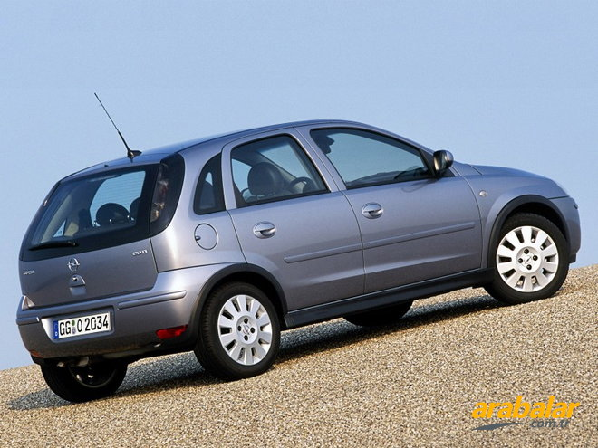2006 Opel Corsa 1.3 CDTI Enjoy 75 HP