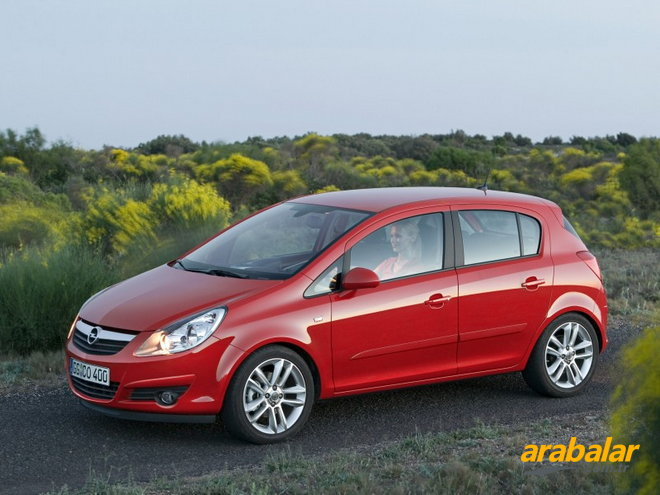 2007 Opel Corsa 1.3 CDTI Enjoy 75 HP