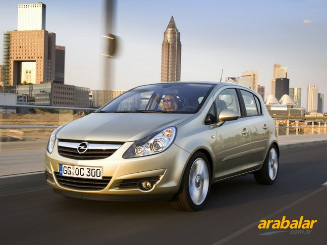 2012 Opel Corsa Twinport 1.4 i Color Edition