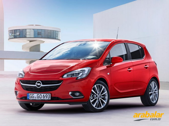 2016 Opel Corsa 1.3 CDTi Color Edition Easytronic