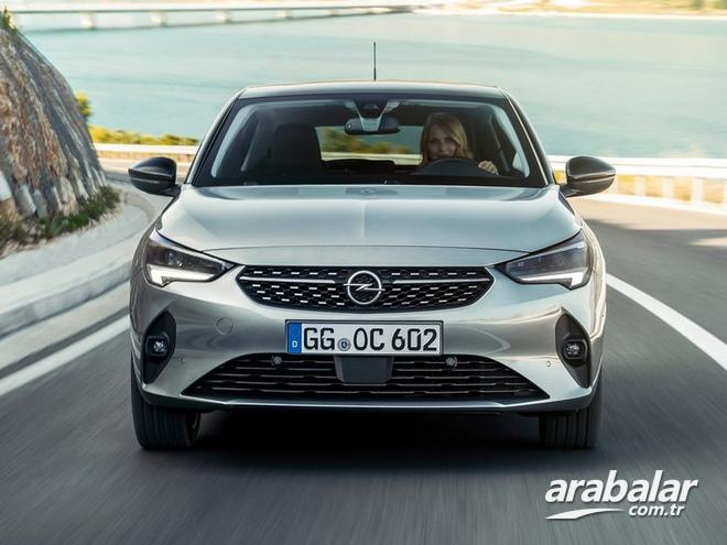 2021 Opel Corsa 1.5d Edition Teknik Özellikleri ve Fiyatı