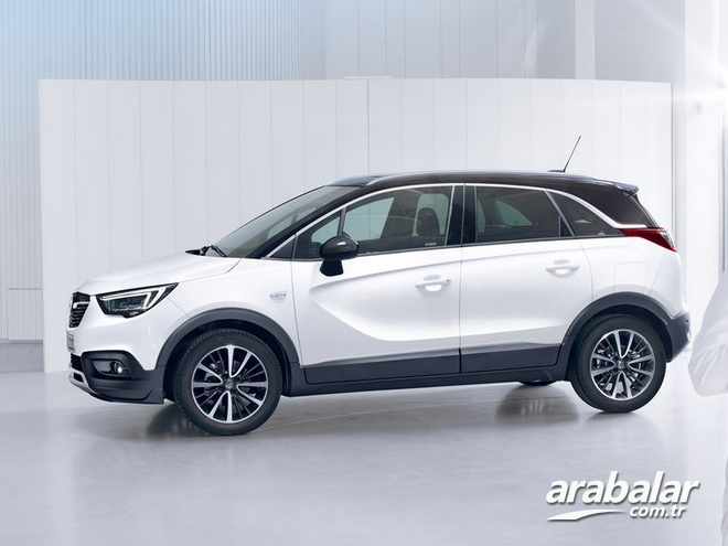 2018 Opel Crossland X 1.2 Enjoy