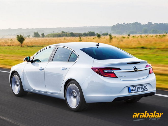 2016 Opel Insignia 1.6 CDTi Design AT