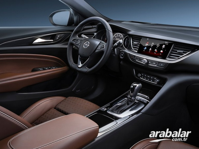 2017 Opel Insignia Grand Sport 1.6 CDTi Enjoy