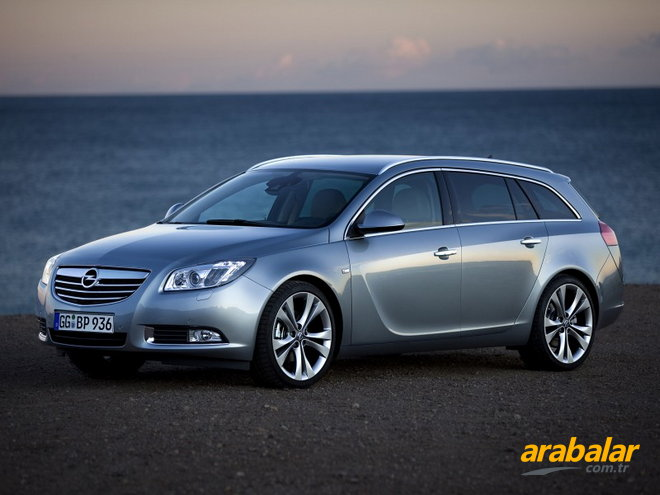 2009 Opel Insignia Sports Tourer 1.6 Cosmo
