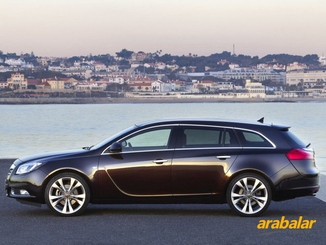 2012 Opel Insignia Sports Tourer 2.0 CDTI Cosmo Active Select