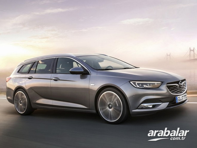 2017 Opel Insignia Sports Tourer 2.0 Excellence AT 4x4
