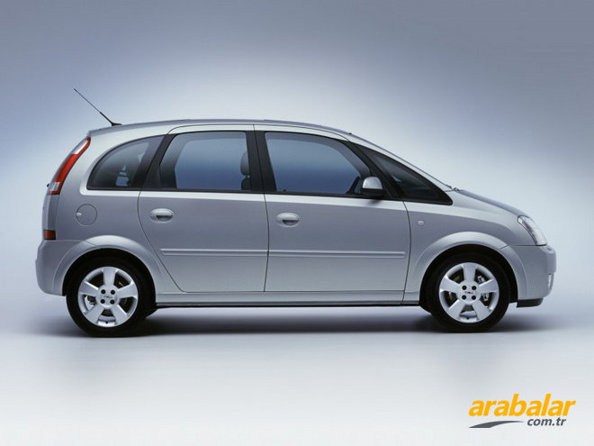 2006 Opel Meriva 1.3 CDTI Enjoy