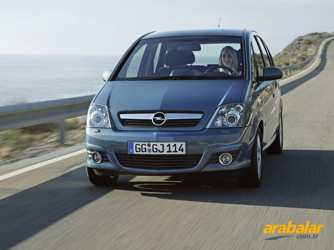 2007 Opel Meriva 1.3 CDTI Enjoy