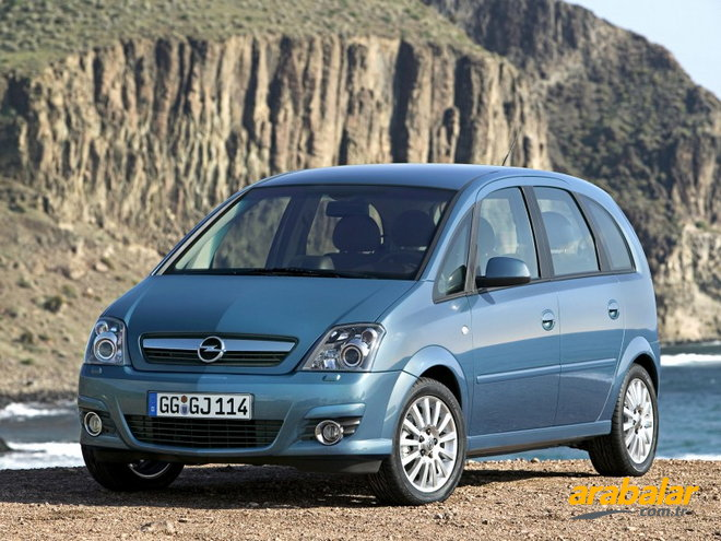 2009 Opel Meriva 1.3 CDTI Enjoy