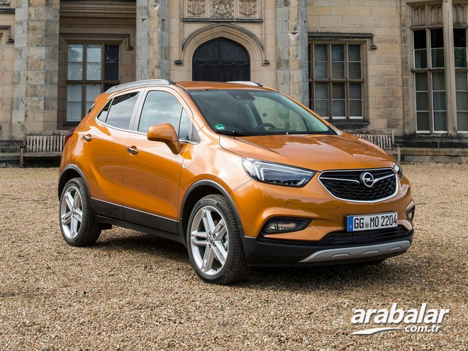 2016 Opel Mokka X 1.4 Enjoy AT