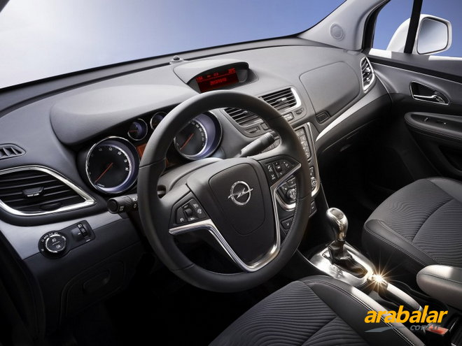 2014 Opel Mokka 1.4 Enjoy Start-Stop AWD