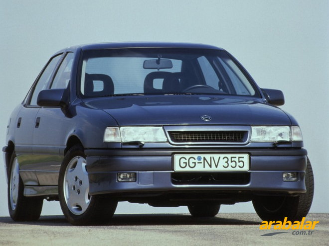 1989 Opel Vectra 1.6 GL 75 HP