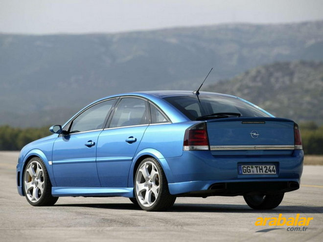 2005 Opel Vectra 1.6 Design Edition