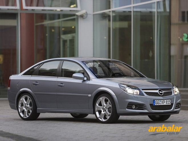 2007 Opel Vectra 1.9 CDTI Elegance Active Select