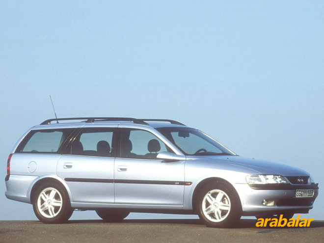 1998 Opel Vectra Caravan 2.0 CD