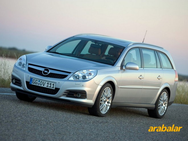 2006 Opel Vectra Caravan 3.0 V6 CDTI Elegance AS
