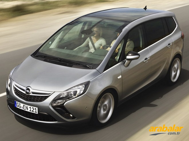 2013 Opel Zafira 1.6 CDTI Enjoy