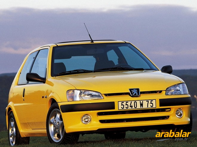 1999 Peugeot 106 1.4 Quicksilver