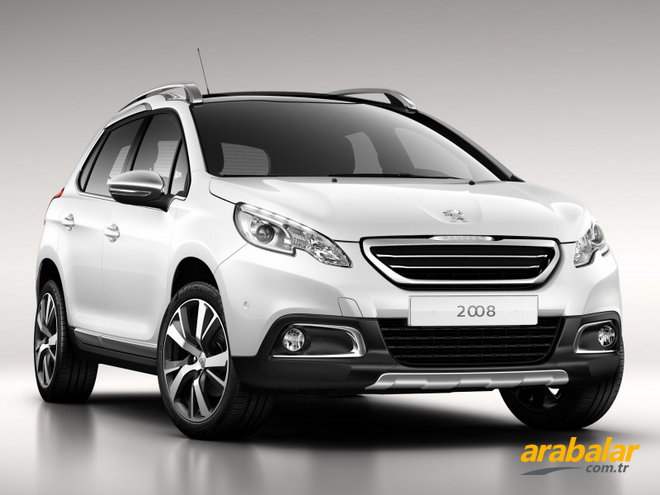 2014 Peugeot 2008 1.2 e-VTi Access Start-Stop ETG5