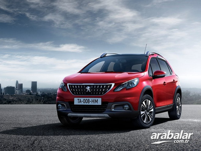 2016 Peugeot 2008 Yeni 1.2 Allure EAT6