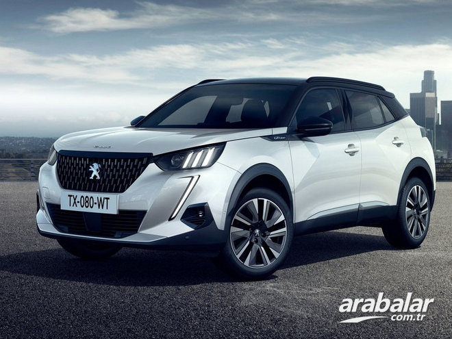 2020 Peugeot 2008 1.2 Active AT