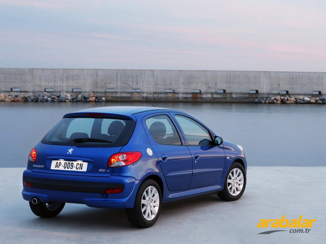2012 Peugeot 206 Plus 1.4 Urban Move