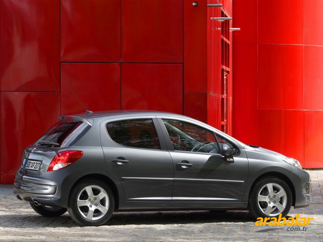 2012 Peugeot 207 1.4 VTi Urban Move
