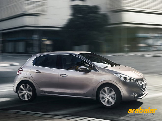 2016 Peugeot 208 1.4 HDi Active