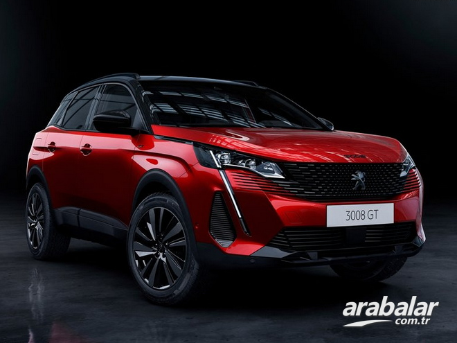 2021 Peugeot 3008 1.2 Active Prime AT
