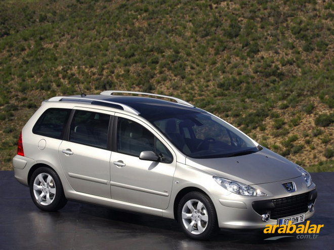 2006 Peugeot 307 1.6 XR Break Otomatik