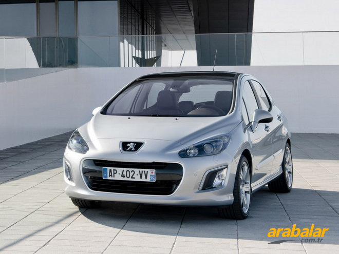 2011 Peugeot 308 1.6 e-HDi Active Start-Stop Auto6R