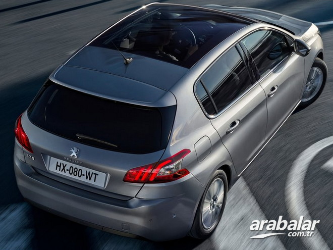 2017 Peugeot 308 Yeni 1.6 BlueHDi Allure EAT6
