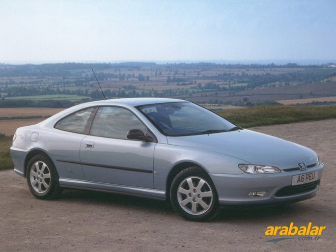 2002 Peugeot 406 2.2 Coupe Standart