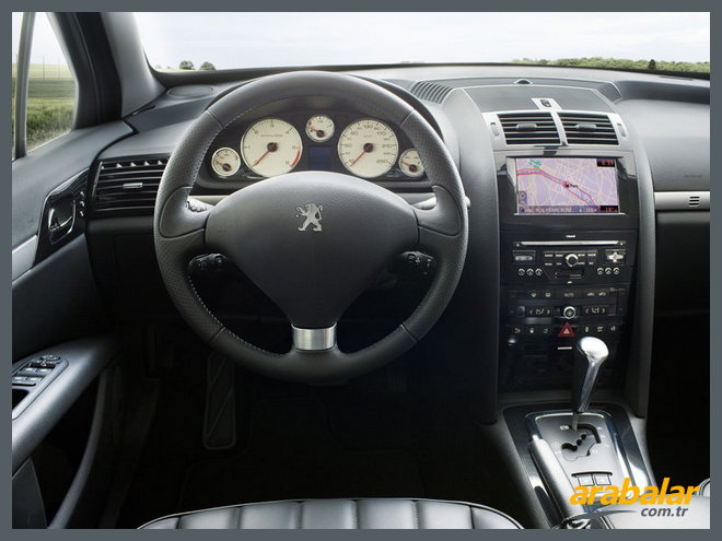 2010 Peugeot 407 1.6 HDi Executive Black CD