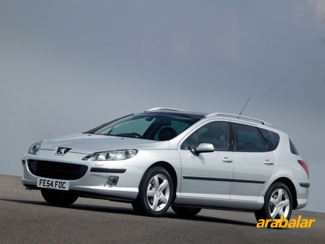 2008 Peugeot 407 SW 2.0 HDi Executive Tiptronic