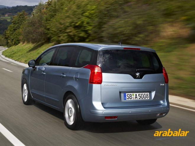 2013 Peugeot 5008 1.6 HDi Active