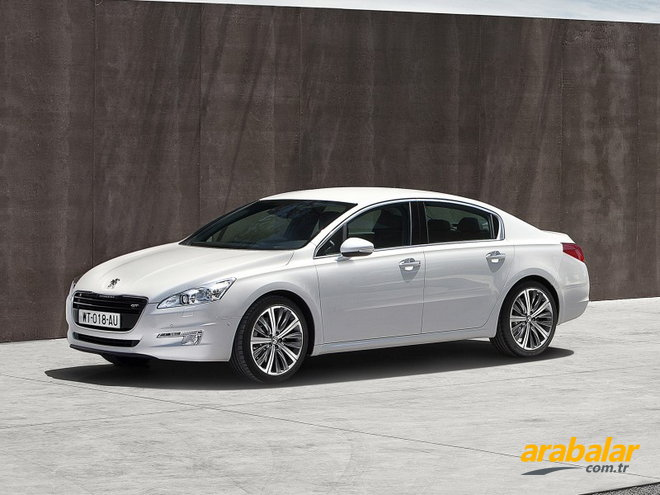 2012 Peugeot 508 1.6 THP Access