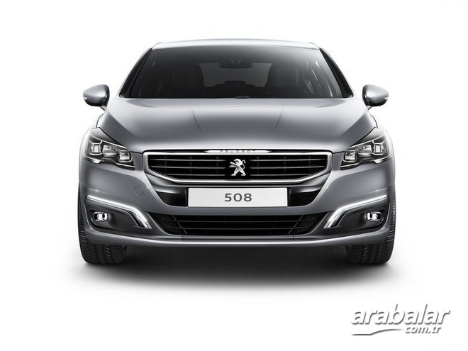 2018 Peugeot 508 1.6 BlueHDi Business AT