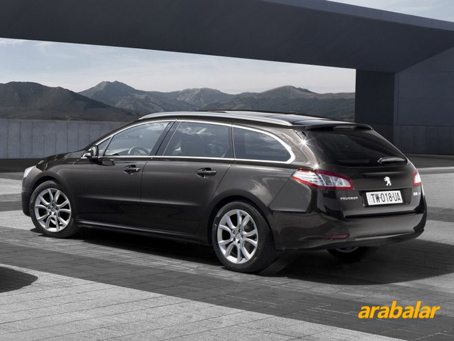 2012 Peugeot 508 SW 1.6 e-HDi Active Start-Stop Auto6R