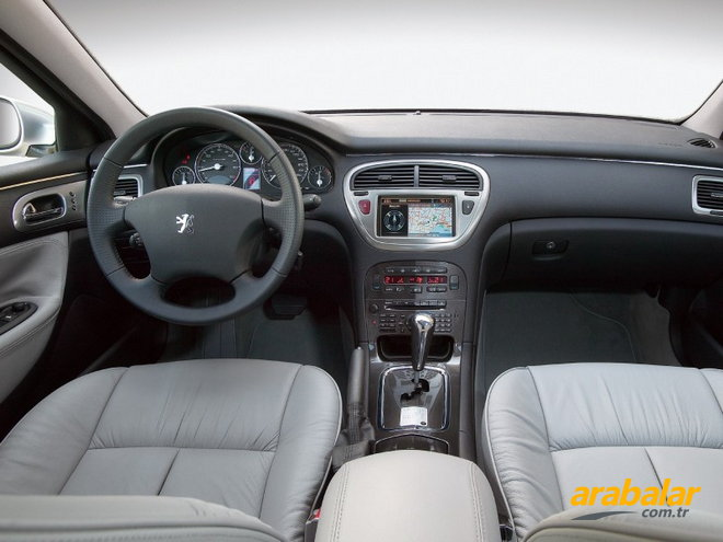 2007 Peugeot 607 3.0 Executive Tiptronic