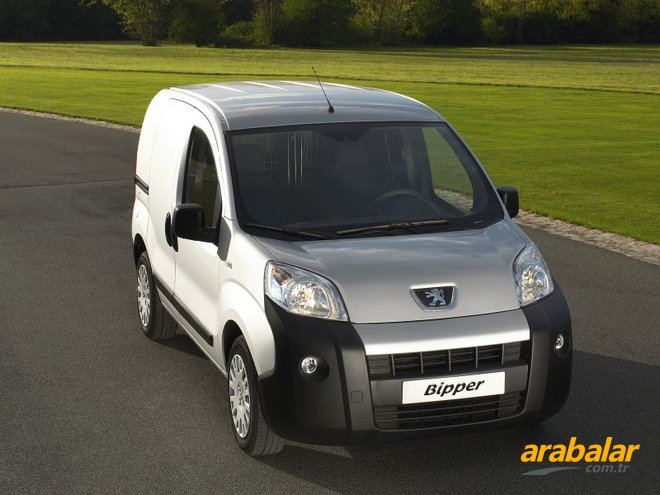 2009 Peugeot Bipper Kombi 1.4 HDi Dinamic Plus