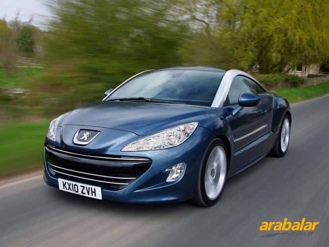 2012 Peugeot RCZ 1.6 THP Yearling 200 HP