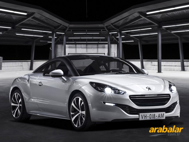 2015 Peugeot RCZ 1.6 Evolution